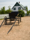 Green Gables Home  Prince Edward Island  Canada