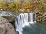 Cumberland Falls State Park near Corbin  Kentucky  USA