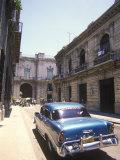 Beautiful Classic Chevrolet  Havana  Cuba