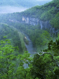 Buffalo National River  Arkansas  USA