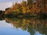 Longford Lake  Fairfax County  Virginia  USA