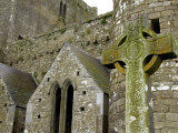 Historic Spot Where St Patrick Preached  Rock of Cashel  Ireland