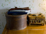 Sewing Box  Anne of Green Gables Home  Prince Edward Island  Canada