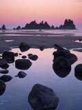 Shi Shi Beach  Olympic National Park  Washington  USA