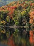 Autumn  Heart Lake  New York  USA