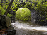 Keystone Arch on the West Branch of the Westfield River  Chester  Massachusetts  USA