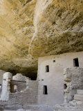 Spruce Tree House Ruins  Mesa Verde National Park  Colorado  USA