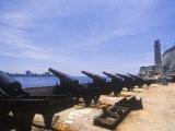 Cannons  Castillo Del Morro  Havana  Cuba