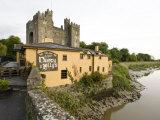 Medieval Castle  County Clare  Ireland
