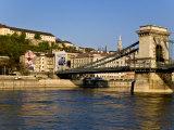 Scenic of Budapest  Hungary