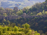 A View of the Tsarevets  Veliko Turnovo  Bulgaria