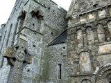 Historic Spot Where St Patrick Preached  Rock of Cashel  Ireland