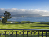 Pebble Beach Golf Club  Carmel  California  USA