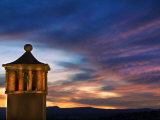 San Miguel De Allende Sunset over Building TowerMexico