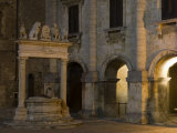 Palazzo Tarugi  Piazza Grande  Montepulciano  Val D'Orcia  Siena Province  Tuscany  Italy