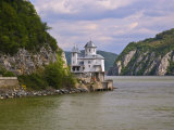 Cruising Down The Danube River  Kazan Gorge  Romania