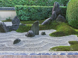 Rock Garden  Zuiho-in  Daitokuji  Kyoto  Japan