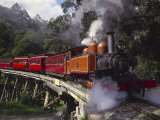 Puffing Billy Train  Mt Dandenong  Australia