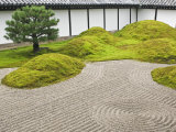 Landscape Garden  Tofukuji Temple  Kyoto  Japan