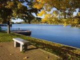 Alton Bay  New Hampshire  USA