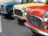 Classic British Automobile  Seattle  Washington  USA