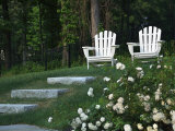 Adirondack Chairs  Marshfield  Massachusetts  USA