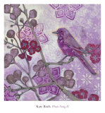 Plum Song II