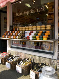 Cheese Store  Edam  North Holland  Netherlands