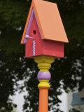 Colorful Birdhouse  Ogunquit  Maine  USA