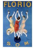 Florio O.M. Giclée par Leonetto Cappiello