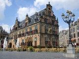 Waag  Grote Markt  Nijmegen  Gelderland  Netherlands