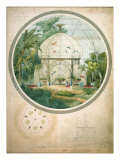 Aviary in a Wintergarden