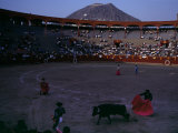 October Festival of Bullfighting for the Lord of the Miracles