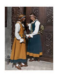 Costumes For Two Women