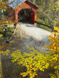 Slaughter House Bridge and Fall Colors