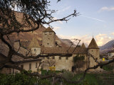 Maretesch or Mareccio Castle Surrounded by Vineyards