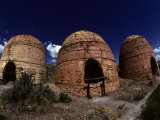 Old  Abandoned Charcoal Kilns