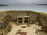 Skara Brae  an Ancient Neolithic Village