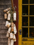 Buoys Hanging Outside the Door