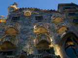 Casa Batilo Is a Gaudi Wonder  Small House with Distinctive Balconies