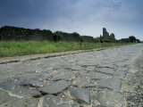 Appian Way  an Ancient Roman Road