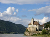 Rocky Promontory on the Danube River
