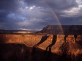 Rainbow Arches over the Grand Canyon