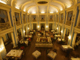 Dining Room in Mysore Palace  Now a Hotel