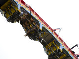 County Fair Looping Coaster Thrills Upside-Down Riders