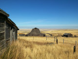 Abandoned Farm in Canada's Prairies