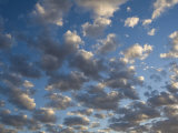 Clouds and Sky at Sunrise