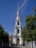 St Nicholas Church on a Summer Day