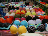 Colorful Mountain of Bras Offers a Rainbow of Choices