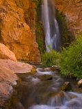Scenic Deer Creek Falls in Grand Canyon National Park